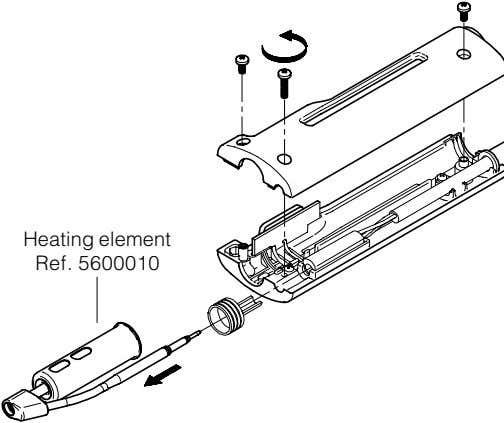 Heating element Ref. 5600010
