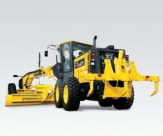 Optimised Work Equipment Long wheelbase & short turning radius The long wheel base enables a su-