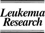 Leukemia Research 23 (1999) 217–234 The effect of sclareol on growth and cell cycle progression of