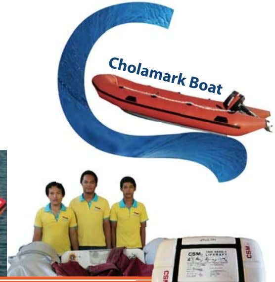 (Advertorial) CHOLAMARK BOAT Company was established in Phuket in 1989. The company has about 30 employees