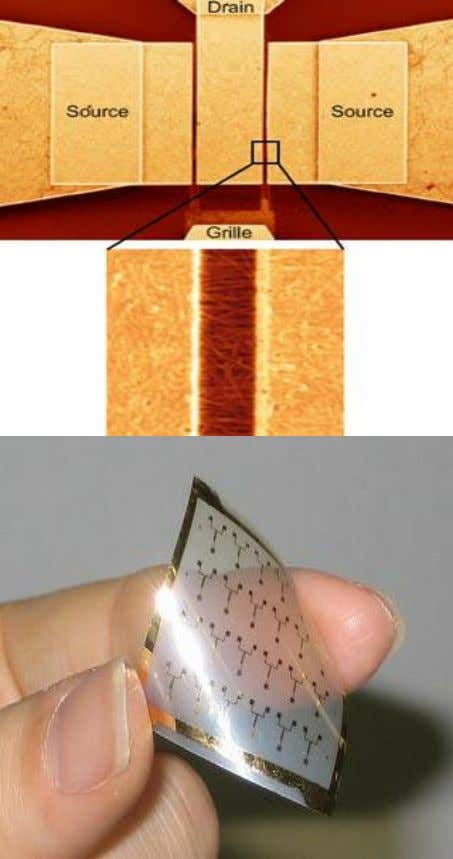 www.studymafia.org A BRIEF IDEA ABOUT CARBON TRANSISTORS: Due to the small size of carbon atoms than