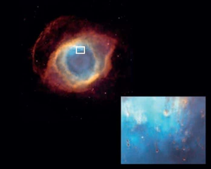 images taken with HST and NOAO. (Credit: NASA, NOAO, ESA, M. Meixner and T. A. Rector)