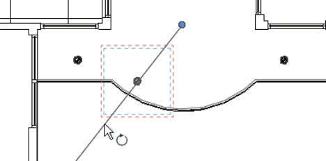 is easy to forget to move it before specifying the angle. Figure 2–35 5. In the
