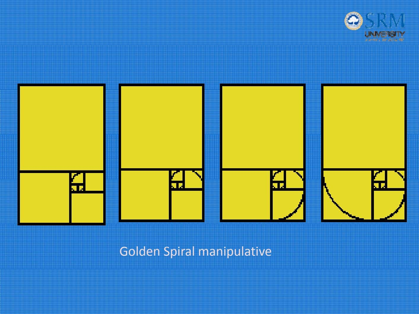 Golden Spiral manipulative