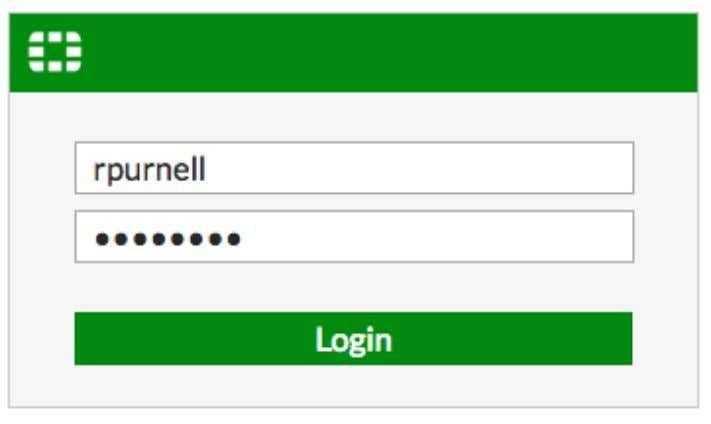 Log in using the new credentials for the default account. Access is granted. FortiOS Cookbook Fortinet
