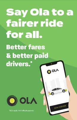 Better fares & better paid drivers. *