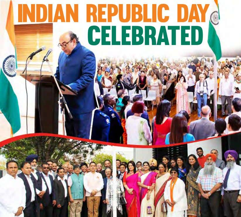 INDIAN REPUBLIC DAY CELEBRATED