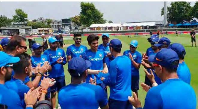 after 11 games, ahead of New Zealand on net run-rate. India vs New Zealand: Shubman Gill
