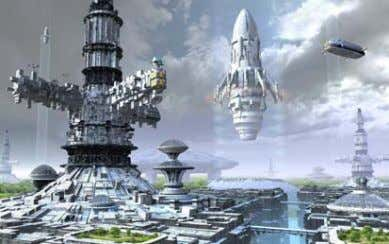 Chapter 2 Demographics Cities Proudhon- A city built around a spaceport, unlike the other cities which