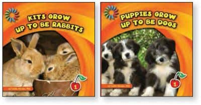 GUIDED READERS GUIDED READERS Level 1 grubby little mitts Author Cecilia Minden is the former director