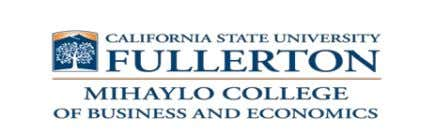 Mihaylo College of Business and Economics Center for Economic Education and Wells Fargo Bank Announce