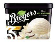 limit quantities and correct errors in printing. x FROZEN Breyer's ICE CREAM Kraft COOL WHIP 1.5