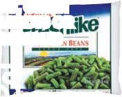 Quick Frozen 16 Oz. Pkg. 1 99 CORN, PEAS, GREEN BEANS, CARROTS OR MIXED VEGETABLES 16