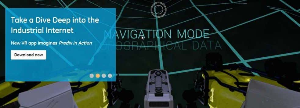 USA EON Mobile Virtual Reality Solutions used by GE General Electric, one of the largest companies
