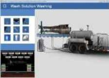 of various sets of equipment and various scenarios VIRTUAL TRAINING Operations / Compressor (Exxon Mobil) An