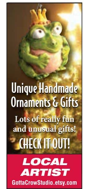 Unique Unique Handmade Handmade Ornaments Ornaments & & Gifts Gifts Lots Lots of of really