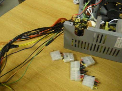 just void your warranty Step 2: Wiring It all Up! Now comes the tricky part, this