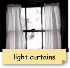 light curtains
