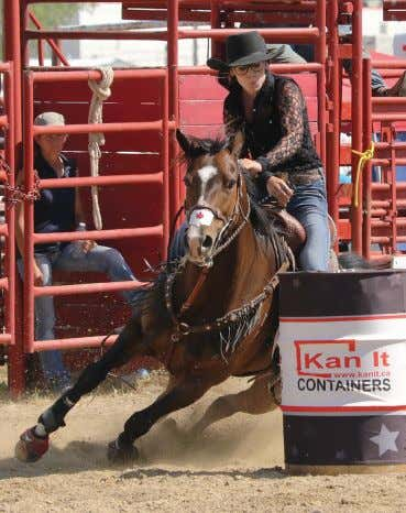 CCA RODEO NEWS MARCH 2018 - PAGE 11 PHOTOS COURTESY OF Teresa Bellows