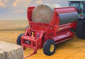 Canadian Cowboys Association Box 1027 Regina, SK S4P 3B2 The Highline Bale Pro ® series makes