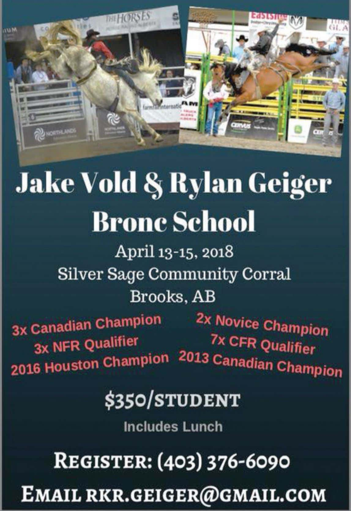 CCA RODEO NEWS MARCH 2018 - PAGE 9