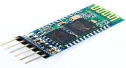 Bluetooth Module (HC-05 ) • For the communication between mobile phone and microcontroller