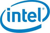 © 2010 Intel Corporation. All rights reserved. Printed in USA Please Recycle 0610/KC/KC/PDF 323007-001US