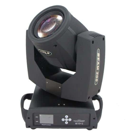 230W Beam Moving Head User Manual Please Read Over This Manual Before Operating The Light Fixture