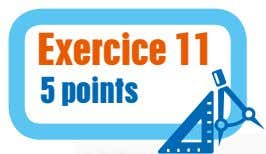 Exercice 11 5 points