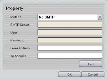 this function to receive email notifications from the system -- Method --- No SMTP: Find outgoing