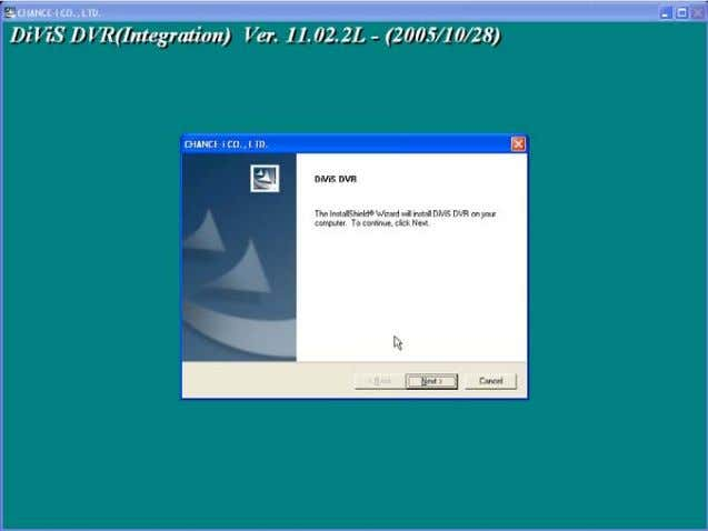 "for the so ftware to be installed.) Click ""Next"". Choose the proper media forma t (NTSC"