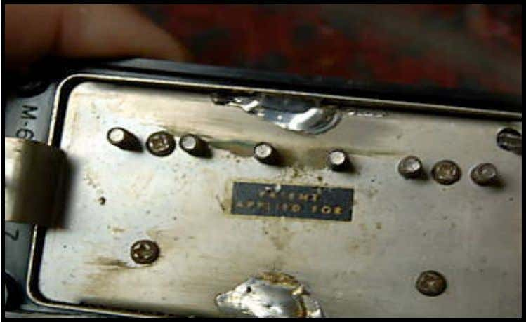 this. You can find pickups and vintage guitar parts like this at: http://stores.ebay.com/the-parts-drawer  