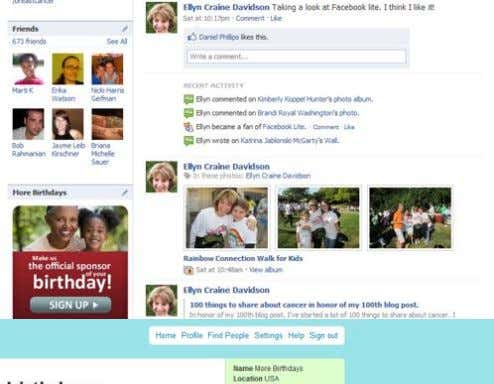 "Driving Conversations • American Cancer Society • ""More Birthdays"" Group The MarketingSavant Group The"