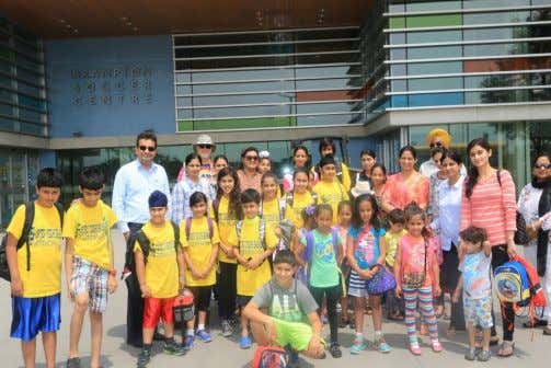 GURU TEGH BAHADUR INTERNATIONAL SCHOOL- FUN ACTIVITIES