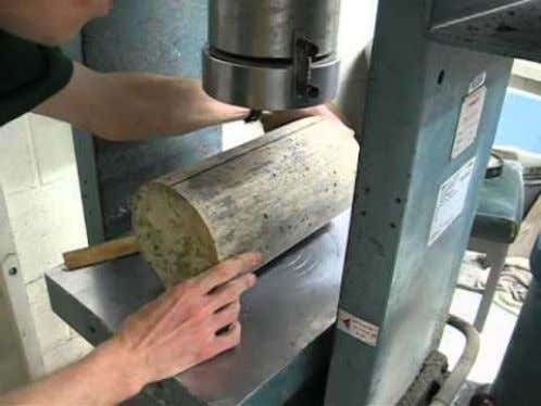 indirect tests have been developed to measure concrete's tensile strength: split-cylinder test modulus of rupture test
