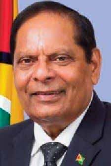 Moses V. Nagamootoo Guyana's Prime Minister Guyana Independence Celebration sets June 2-3, 2019 T he