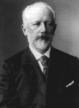 modern compositions in his later years and said in 1913: Pyotr Tchaikovsky If we fall into