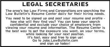 Legal Secretaries Positio n s Available 1200 1210 Jobs Jobs Jobs on Follow us to quickly