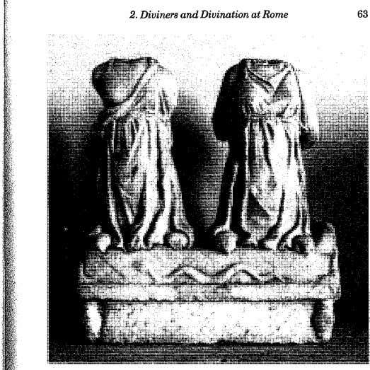 2. Diviners and Divination at Rome 63