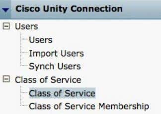 Class of Service > Class of Service Class of Service without TTS © 2013-2015 Cisco and/or