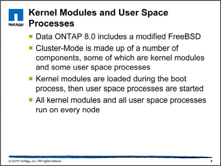 Kernel modules are loaded into the FreeBSD kernel. This give s them special privileges that are