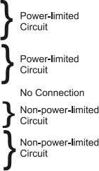 Figure 20 Field-Wiring a CRM-4RK or CRE-4 Module * Optional CRE-4 Control Relay Expander. Positions E,