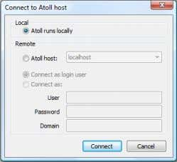 Actix Radioplan ACP Cookbook Import of Planning Data from Atoll 8 This opens the Atoll Import