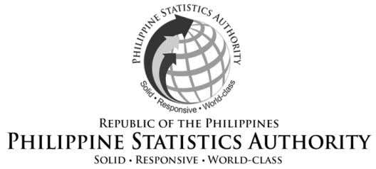 2016 Philippine Statistical Yearbook i