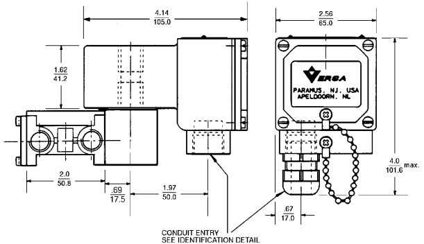details). See page 8/9 for additional solenoid details. Solenoid-pilot operated/ Spring return N.O. EXPilot