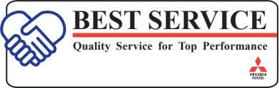 BEST SERVICE Quality Service for Top Performance