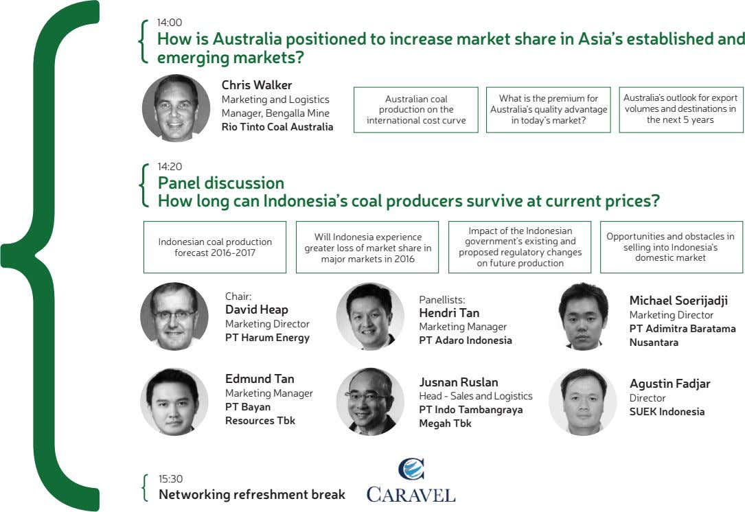 14:00 How is Australia positioned to increase market share in Asia's established and emerging markets?