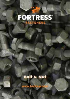 Bolt & Nut www.fortress.kiwi