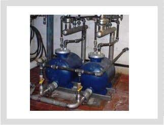 Condensate Recovery Systems • Low cost • Simple operation • No electric is required • Used