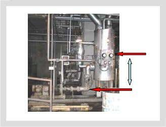 in suction piping, ft. - Vapor Pressure of liquid, ft. • Defined as a suction pressure